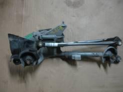 Мотор стеклоочистителя. Toyota Noah, ZRR70 Двигатели: 3ZRFE, 3ZRFAE