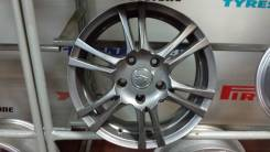 Light Sport Wheels LS TS609. 6.0x15, 5x114.30, ET39, ЦО 60,1 мм.