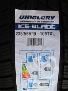Uniglory Ice Blade. Зимние, без шипов, 2014 год, без износа, 4 шт