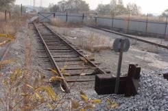 Железнодорожный тупик с земельным участком. 3 550кв.м., собственность, электричество, вода, от частного лица (собственник)