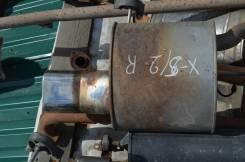 Насадка на глушитель. BMW X5, E53