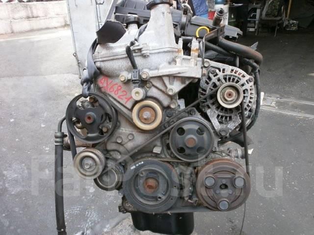 mazda demio двигатель zy - ve