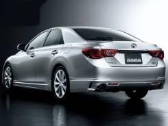 Обвес кузова аэродинамический. Toyota Mark X, GRX130
