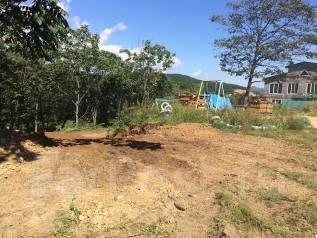 Продам земельный участок в районе МЖК в городе находке. 1 500 кв.м., собственность, электричество, вода, от частного лица (собственник). Фото участка