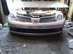 Ноускат. Nissan Tiida, NC11, SC11 Nissan Tiida Latio, SC11, NC11 Двигатель HR15DE