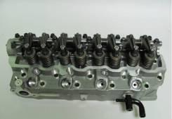 Головка блока цилиндров. Kia Bongo Kia K-series Hyundai: Libero, Terracan, H1, Starex, Porter II, H100, Galloper Mitsubishi: Pajero, Delica, L300, L20...
