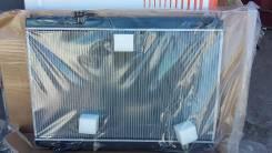 Радиатор охлаждения двигателя. Infiniti M35, IFM35 Двигатель VQ35DE