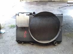 Радиатор охлаждения двигателя. Toyota Mark II, GX90 Двигатель 1GFE