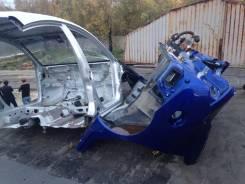 Задняя часть автомобиля. Mazda Axela Mazda Mazda3