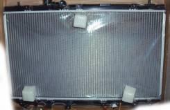 Радиатор охлаждения двигателя. Lexus GS350