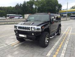 Hummer H2. автомат, 4wd, 6.0, бензин, 150 тыс. км