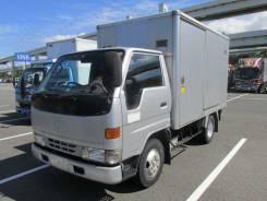 Двигатель в сборе. Toyota Dyna, BU100