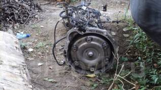 Автоматическая коробка переключения передач. Mitsubishi Pajero iO, H66W, H76W Mitsubishi Pajero Pinin Двигатель 4G93