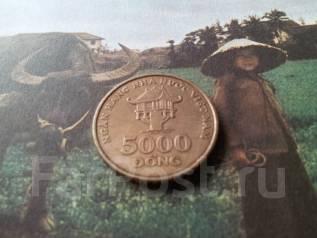 Вьетнам. 5000 донг 2003 года.
