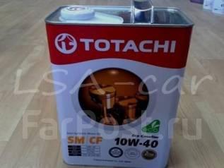 Totachi. Вязкость 10W40, полусинтетическое