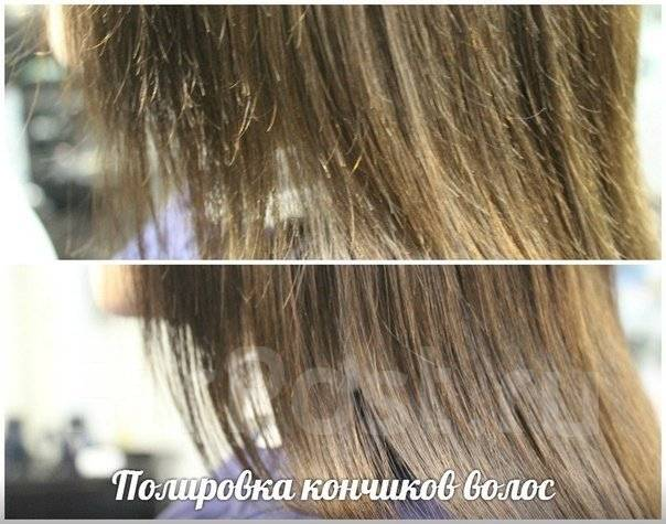 полировка волос калининград насадкой