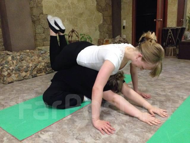 "Stretching (растяжка) во Владивостоке, ""Мама+Ребёнок"" Дальпресс,1 Речка"