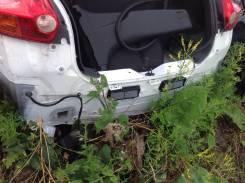 Панель замка багажника. Nissan Juke Двигатель HR16DE