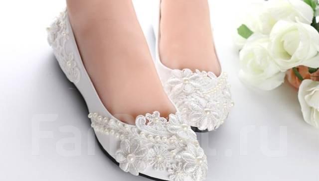 С балетками на свадьбу