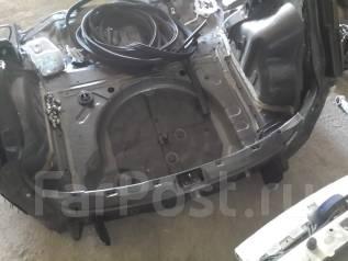 Ванна в багажник. Nissan Dualis, J10, KJ10