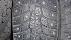 Michelin X-Ice North. Зимние, шипованные, износ: 40%, 2 шт