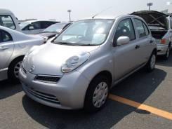 Nissan March. K12, CR14