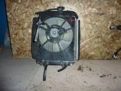 Радиатор охлаждения двигателя. Toyota Passo, KGC10