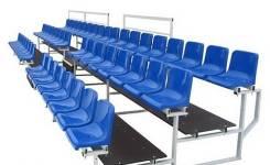 Сиденья пластиковые для стадионов