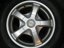 Bridgestone Alpha. 6.5x15, 5x100.00, 5x114.30, ET38, ЦО 72,0мм.