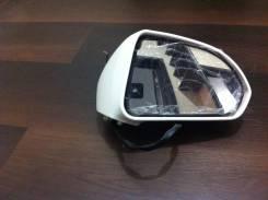 Зеркало заднего вида боковое. Honda Fit
