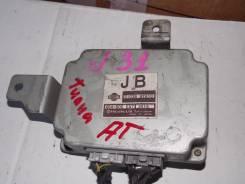 Блок управления двс. Nissan Teana, J31 Двигатель VQ23DE