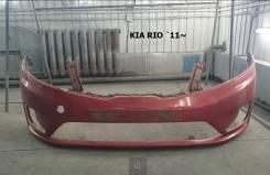 Бампер. Kia Rio