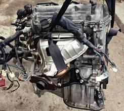 Двигатель в сборе. Toyota: Corolla, Ractis, bB, Allion, Corolla Fielder, Corolla Axio, Probox Двигатели: 1NZFE, 2NZFE, 1NZ, 2NZ