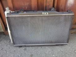 Радиатор охлаждения двигателя. Honda Stream, RN3 Двигатель K20A
