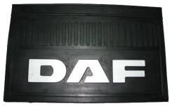 Брызговики DAF комплект 2 шт 590*360 мм