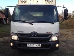 Hino 300. 5 тонный грузовик , 4 009 куб. см., 5 000 кг.