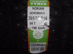 Nokian Nordman 4. Зимние, шипованные, без износа, 1 шт