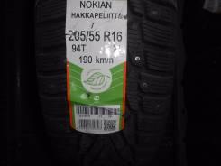 Nokian Hakkapeliitta 7. Зимние, шипованные, без износа, 1 шт