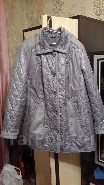 Продам осеннюю женскую куртку - Верхняя одежда во Владивостоке 80c5bafe1c9