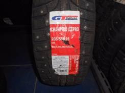 GT Radial Champiro IcePro. Зимние, шипованные, без износа, 1 шт