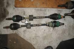 Привод. Toyota Passo, KGC15, KGC10 Двигатель 1KRFE