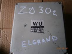 Блок управления двс. Nissan Elgrand, ATE50 Двигатель ZD30DDTI