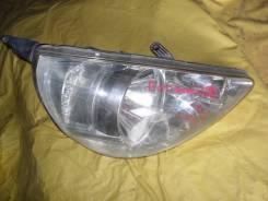 Фара. Honda Fit, GD3 Двигатель L15A