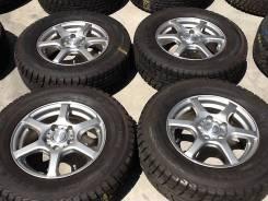 """Bridgestone. 6.0x15"""", 5x114.30, ET43, ЦО 73,0мм."""