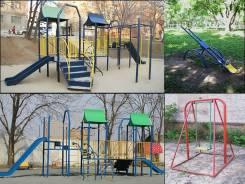 Изготовление детских игровых площадок. Под заказ