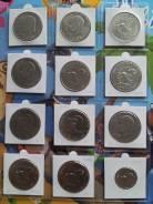 10 листов для хранения монет в холдерах на 12 штук. Оптима!