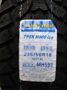 Maxtrek Trek M900. Зимние, под шипы, 2016 год, без износа, 1 шт