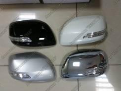 Корпус зеркала. Toyota Land Cruiser, UZJ200W, VDJ200, J200, URJ202W, URJ202, UZJ200 Двигатели: 1VDFTV, 3URFE, 1URFE, 2UZFE