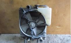 Радиатор охлаждения двигателя. Honda Logo, GA3, GA5 Двигатель D13B