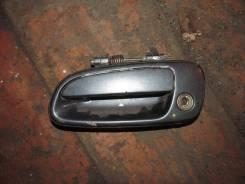 Ручка двери внешняя. Toyota Carina